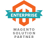 Badge Magento Solution Enterprise partner
